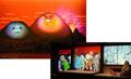 『島原大変シアター』<br>歌舞伎の手法を取り入れた仕掛け舞台と5台のプロジェクターによる映像のメディアミックスシアターです。