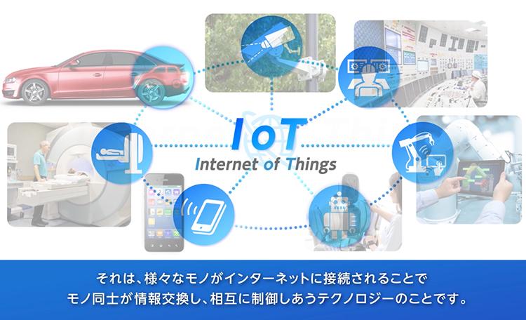 「IoTセキュリティの重要性」<br>近年、IoT機器の普及が進んでいることを紹介するとともに、そうした機器へのセキュリティ技術の重要性を解説。