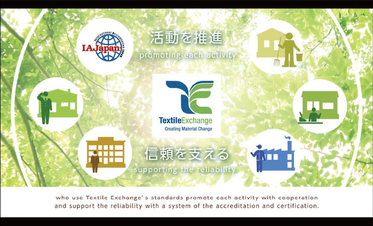 『テキスタイルエクスチェンジ』繊維産業における環境問題に、認定活動がどのように関わっているのか紹介